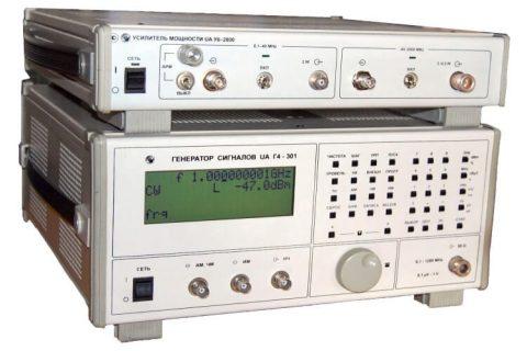 POWER AMPLIFIER UA Y6-2000