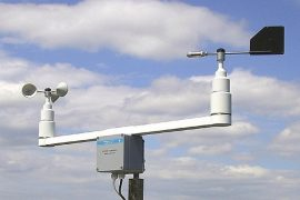 ANEMOMETER  MARK-60 WITH ANTI-ICING SYSTEM