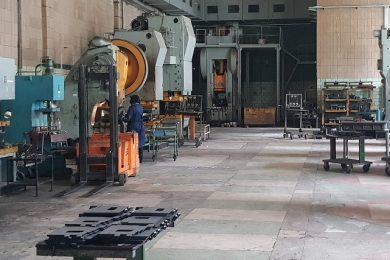 Штампувальне виробництво